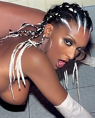 Bisexual ebony